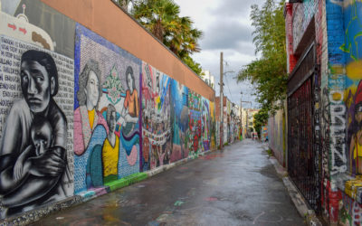 Mission District Murals Showcase Teams of Latino Artists