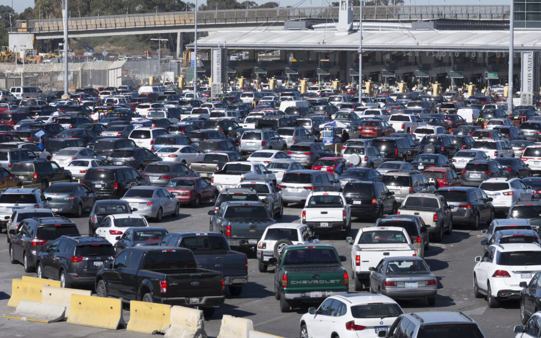 Checkpoints feel the Strain as Migrants Cross into the U.S. -e-immigrate-news