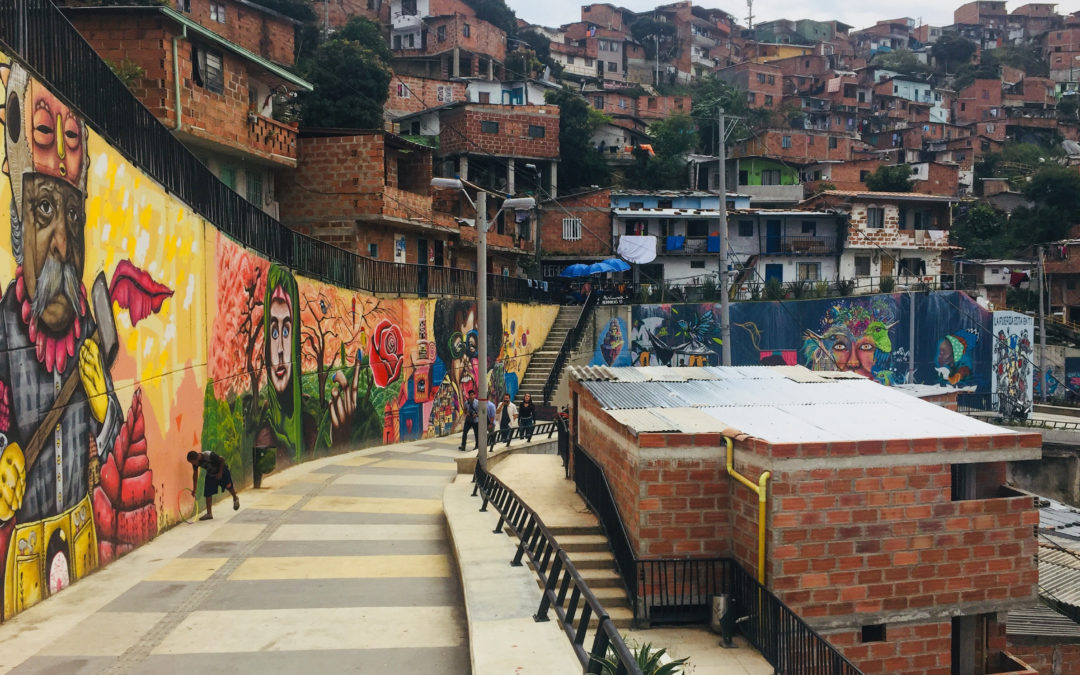 Latin America's Street Artist Reclaim Public Spaces-e-immigrate-news