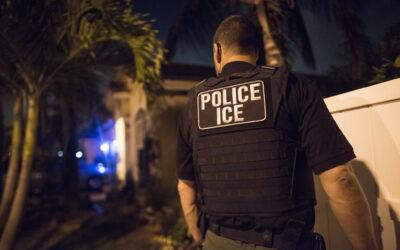 ICE prepara operativos en ciudades santuario