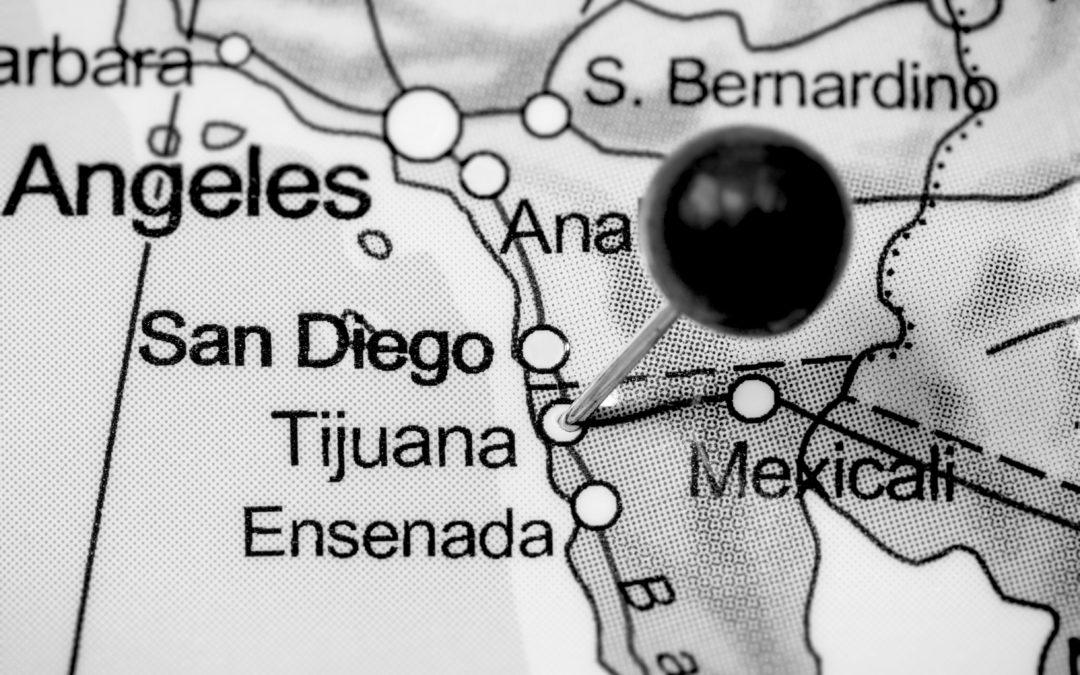 Tijuana-Migrant Caravan Reaches U.S. Border in Tijuana-e-immigrate-news